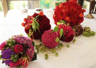 Blumenarragement